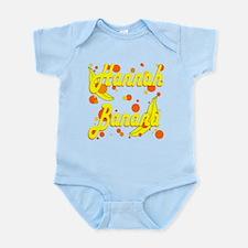 Hannah Banana Infant Bodysuit