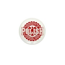 Property of Polish Drinking T Mini Button (10 pack