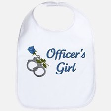 Officer's Girl Bib