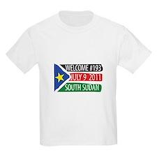 Cute South sudan T-Shirt