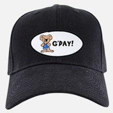 Australian Koala G'Day Baseball Hat
