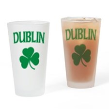 Dublin Irish Pint Glass