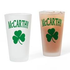 McCarthy Irish Pint Glass
