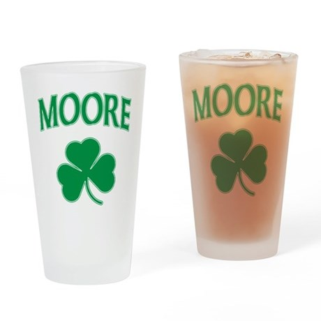 Moore Irish Pint Glass