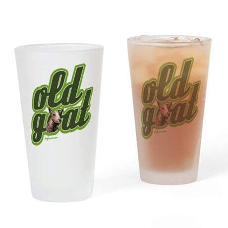 Old Goat Pint Glass