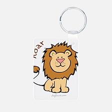 Roar (Lion) Keychains