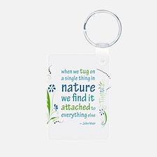 Nature Atttachment Keychains