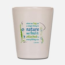 Nature Atttachment Shot Glass
