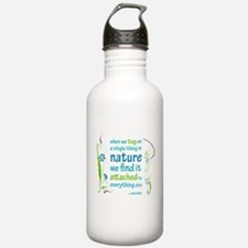 Nature Atttachment Water Bottle
