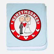 Honeymooner baby blanket