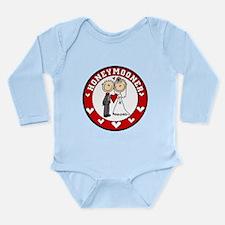 Honeymooner Long Sleeve Infant Bodysuit