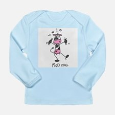 Mad Cow Long Sleeve Infant T-Shirt