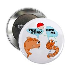 "You Stink! 2.25"" Button"