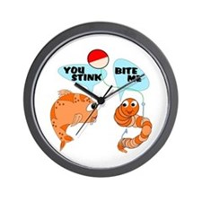 You Stink! Wall Clock