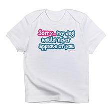 Sorry (Dog) Infant T-Shirt