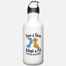 Save a Stray Water Bottle