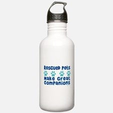 Rescued Pet Companions Water Bottle