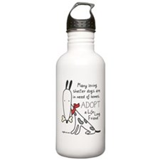 Life Long Friend (Dog) Water Bottle