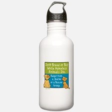 Adopt Shelter Rescue Water Bottle