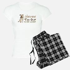 Senior Dog Adoption Pajamas