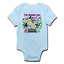 Best Seller Jersey Shore Gear Infant Bodysuit