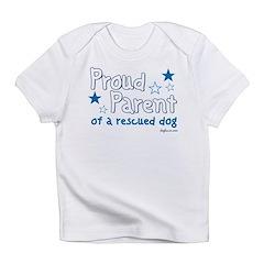 Proud Parent (Dog) Infant T-Shirt