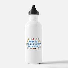 Home Is Water Bottle