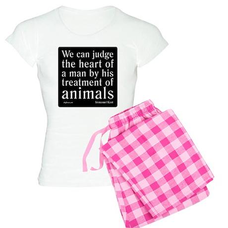 The Heart of Man Women's Light Pajamas