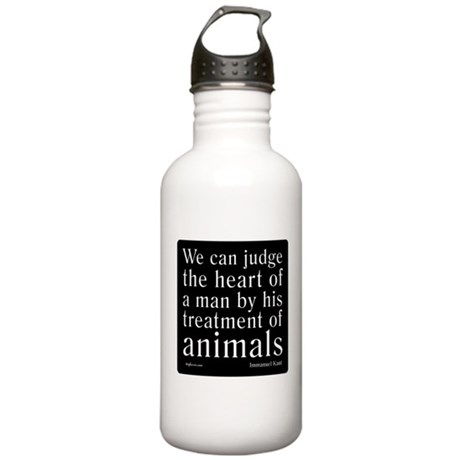 The Heart of Man Stainless Water Bottle 1.0L