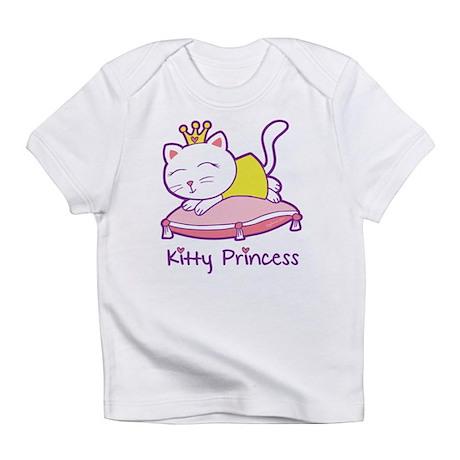 Kitty Princess Infant T-Shirt