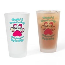 Bright Don't Breed or Buy Pint Glass