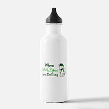 Irish Eyes Smiling Water Bottle