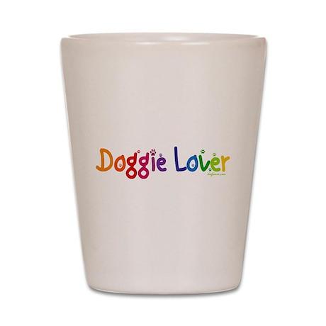 Doggie Lover Shot Glass