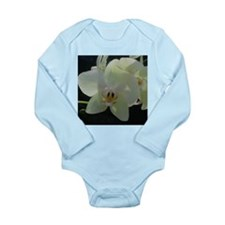 Beautiful Orchid Long Sleeve Infant Bodysuit