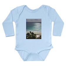 From My Window Long Sleeve Infant Bodysuit