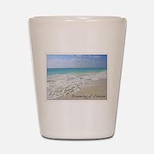 Dreaming of Cancun Shot Glass