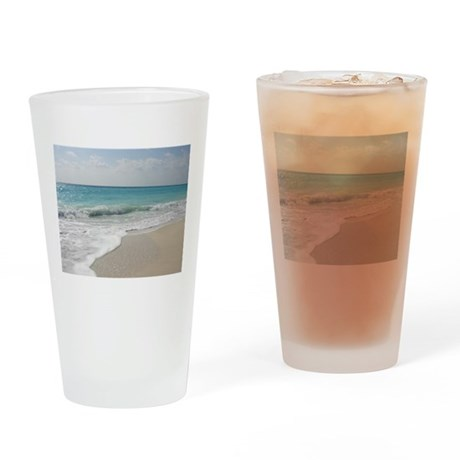 Paradise Pint Glass