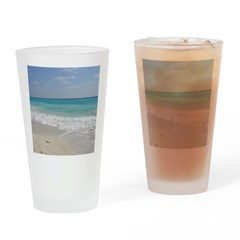 Ocean Front Pint Glass