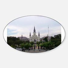 Saint Louis Cathedral Decal