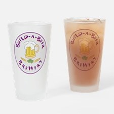 Build-a-Beer Pint Glass