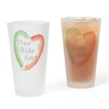 Vive Ride Ama Pint Glass