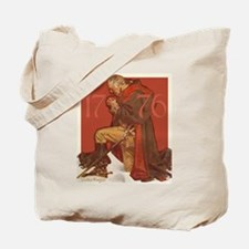 George Washington in Prayer Tote Bag