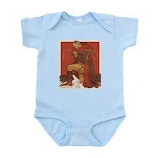 George Washington in Prayer Infant Bodysuit