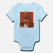 George Washington in Prayer Infant Bodysuit