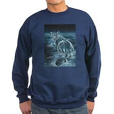 Star Leopard Sweatshirt