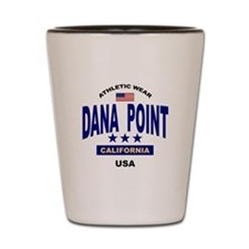 Shot glasses for Dana Point, California