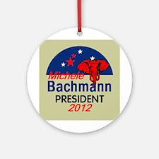 Bachmann 2012 Ornament (Round)
