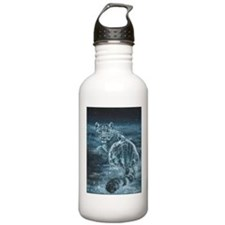 Star Leopard Water Bottle