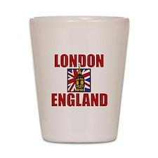 London Big Ben Shot Glass