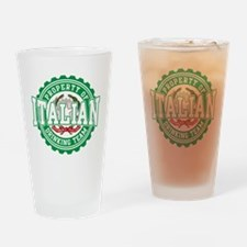 Property of Italian Drinking Pint Glass